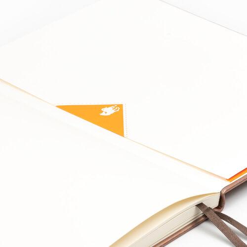Fabio Ricci 2021 H&S Özel 19X25 cm Haftalık Ajanda Rose Gold 0113