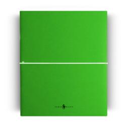 Fabio Ricci - Fabio Ricci Z Notes 2'li Kareli / Çizgisiz Defter Yeşil