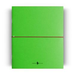 Fabio Ricci - Fabio Ricci Z Notes 2'li Çizgili / Kareli Defter Yeşil