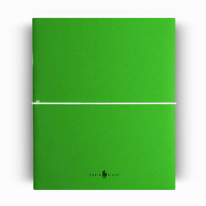Fabio Ricci - Fabio Ricci Z Notes 2′li Çizgisiz Defter Yeşil 5766