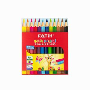 Fatih - Fatih 12'li Kuru Boya Seti 0125