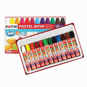 Fatih - Fatih 12'li Pastel Boya Seti 0034