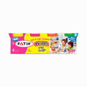 Fatih - Fatih 4'lü Oyun Hamuru