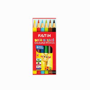 Fatih - Fatih 6'lı Kuru Boya Seti 0064