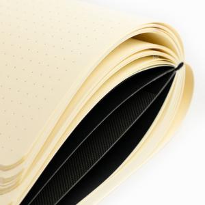 Flex Book - Flex Book Adventure Off-Black Dotted (Noktalı) Defter 13X21 cm 2197 (1)