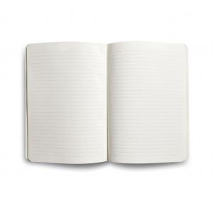 Flex Book Notebook Large Çizgili Defter Siyah 1556 - Thumbnail
