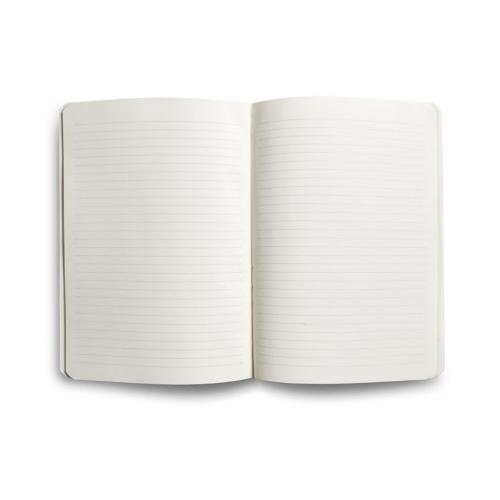 Flex Book Notebook Large Çizgili Defter Siyah 1556