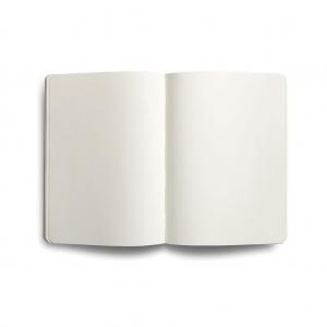 Flex Book - Flex Book Notebook Large Çizgisiz Defter Siyah 1594 (1)