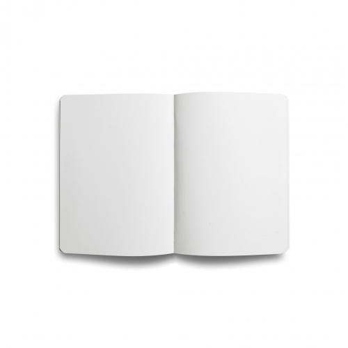 Flex Book Notebook Medium Çizgisiz Defter Kırmızı 1648
