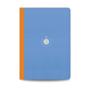 Flex Book - Flex Book Notebook Smartbook A4 Çizgili Defter Mavi 2522