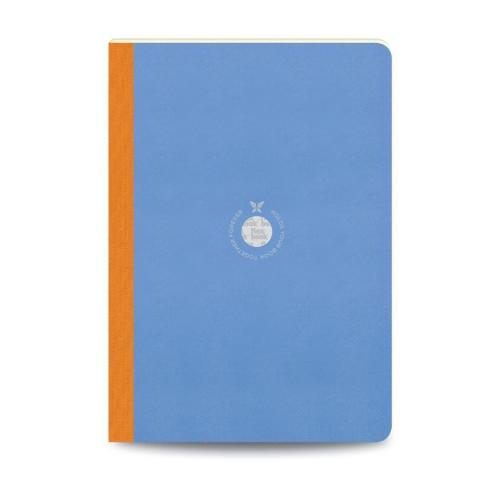 Flex Book Notebook Smartbook A4 Çizgili Defter Mavi 2522
