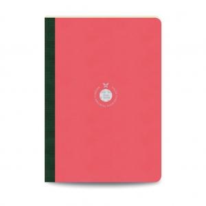 Flex Book - Flex Book Notebook Smartbook A4 Çizgili Defter Pembe 2492