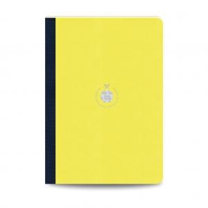 Flex Book - Flex Book Notebook Smartbook A4 Çizgili Defter Sarı 2539