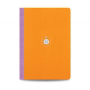 Flex Book - Flex Book Notebook Smartbook A4 Çizgili Defter Turuncu 2515