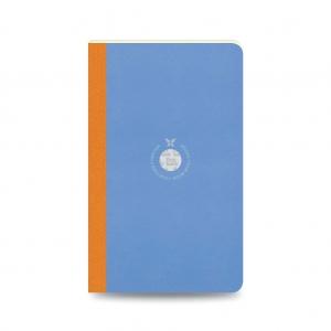 Flex Book - Flex Book Notebook Smartbook Medium Çizgili Defter Mavi 2454