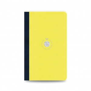 Flex Book - Flex Book Notebook Smartbook Medium Çizgili Defter Sarı 2485