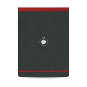 Flex Book - Flex Book Notepad A4 Çizgili Perforeli Defter Kırmızı 2386 (1)