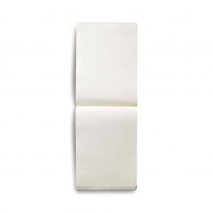 Flexbook Notepad A4 Çizgili Perforeli Defter Kırmızı 2386 - Thumbnail