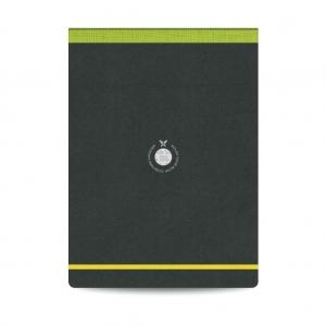 Flex Book - Flex Book Notepad A4 Çizgili Perforeli Defter Yeşil 2393 (1)