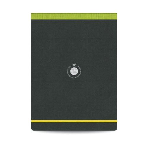 Flexbook Notepad A4 Çizgili Perforeli Defter Yeşil 2393