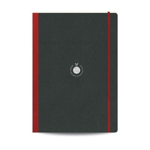 Flex Book SketchBook A4 Çizim Defter Kırmızı 1747