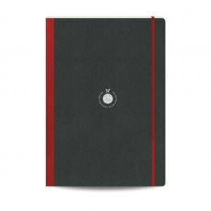 Flex Book - Flex Book SketchBook A4 Çizim Defter Kırmızı 1747 (1)