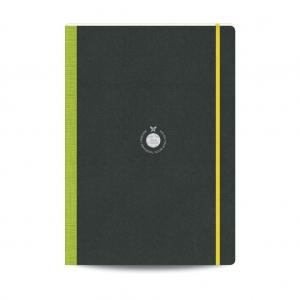 Flex Book SketchBook A4 Çizim Defter Yeşil 1754 - Thumbnail