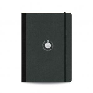 Flex Book - Flex Book SketchBook Medium Çizim Defteri Siyah 1440 (1)