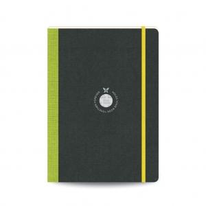 Flex Book - Flex Book SketchBook Medium Çizim Defteri Yeşil 1761 (1)