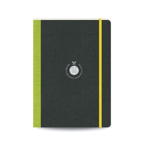 Flex Book SketchBook Medium Çizim Defteri Yeşil 1761