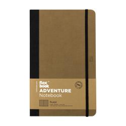 Flex Book - Flex Book Adventure Camel Çizgili Defter 13X21 cm 3338