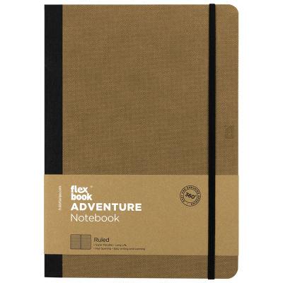 Flexbook Adventure Camel Çizgili Defter 17X24 cm 3291