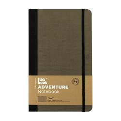 Flex Book - Flexbook Adventure Elephant Çizgili Defter 13X21 cm 3314