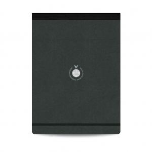 Flex Book - Flex Book Notepad A4 Çizgili Perforeli Defter Siyah 2409 (1)