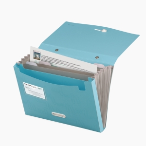 Foldermate - Foldermate Expanding File 7'li Bölmeli Dosya Çantası (1)