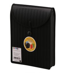 Foldermate - Foldermate Körüklü Zarf Dosya Siyah
