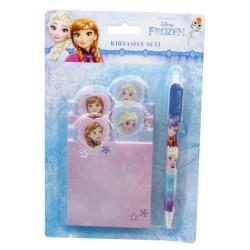 Frozen - Frozen Not Kağıdı Seti
