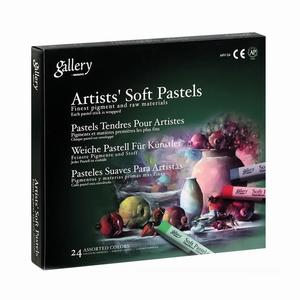 Mungyo - Gallery by MUNGYO Artists′ Soft Pastels 24'lü Pastel Boya Seti 1021
