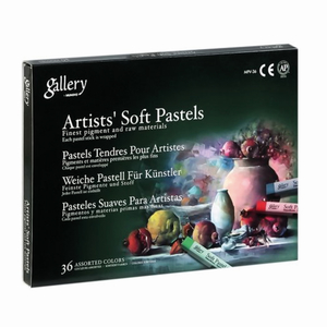 Gallery by MUNGYO Artists' Soft Pastels 36'lı Pastel Boya Seti 1038 - Thumbnail