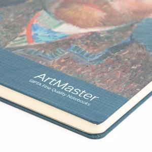 Gıpta - GIPTA Artmaster 19x26cm Perforeli Defter Vincent Van Gogh Self Portrait (1)