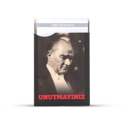 Gıpta - GIPTA Unutmayınız Not Kartları Atatürk Seri 3