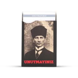 Gıpta - GIPTA Unutmayınız Not Kartları Atatürk Seri 4