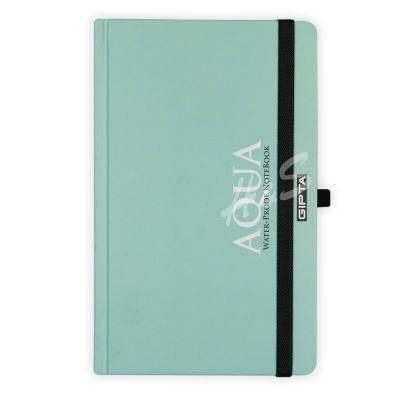 GIPTA Yeşil Aqua Çizgili Defter 13x21cm