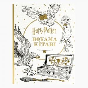 - Harry Potter Boyama Kitabı 1859