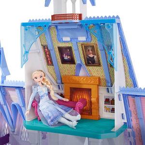 Hasbro E5495EU4 Disney Frozen 2, Işıklı Dev 152x122cm Arendelle Şatosu 9054 - Thumbnail