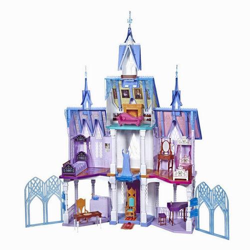 Hasbro E5495EU4 Disney Frozen 2, Işıklı Dev 152x122cm Arendelle Şatosu 9054
