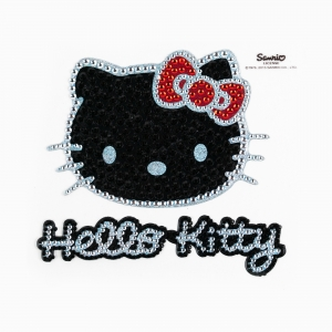 H&S - Hello Kitty Kabartmalı Sticker 2088