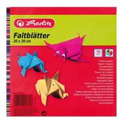 Herlitz - Herlitz Origami Kağıdı 100 sayfa