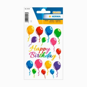 Herma - Herma Colorful Airballons Sticker 15518 5182