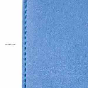 H&S Lastikli Kitap Defter Kalem Tutucu Mavi 4271 - Thumbnail